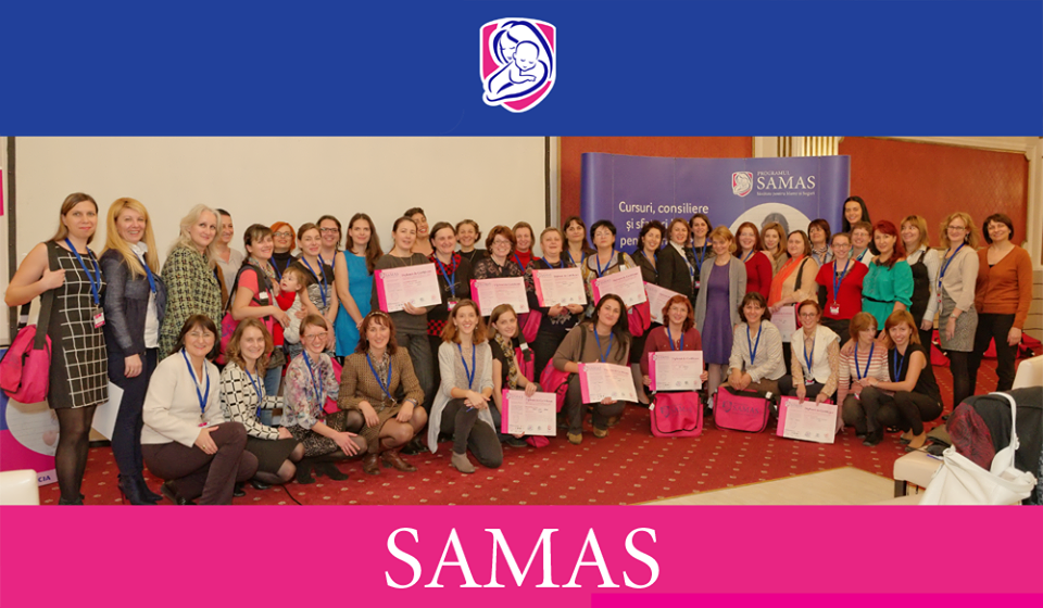 The Biannual SAMAS Symposium for Perinatal Education Providers